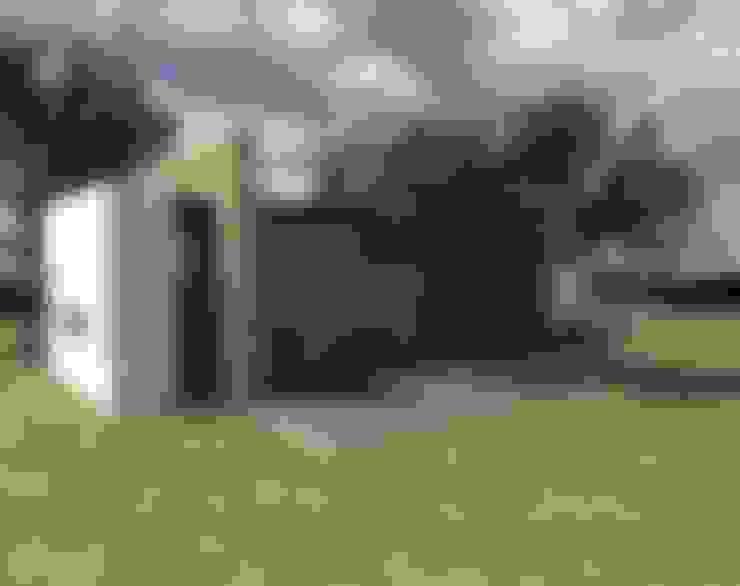 Casas de estilo  de MODOS Arquitectura