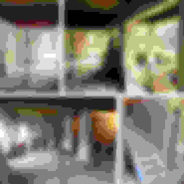 Гостиная в . Автор – Woon Architecten