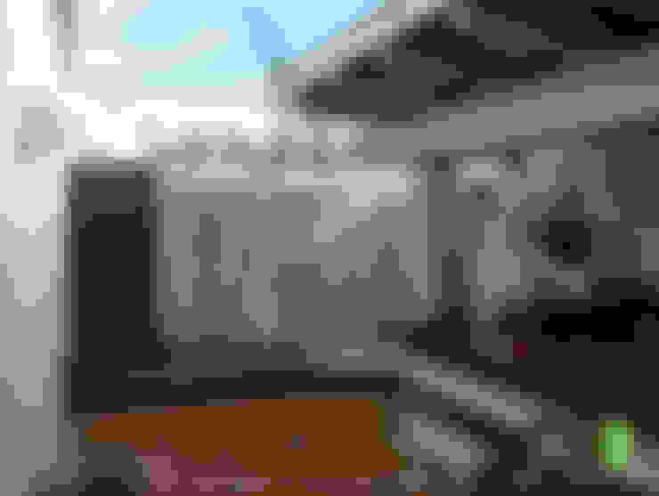 Terrasse de style  par AQ3 Arquitectos