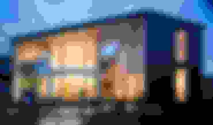 Casas de estilo  por Studio R1 Architects Office
