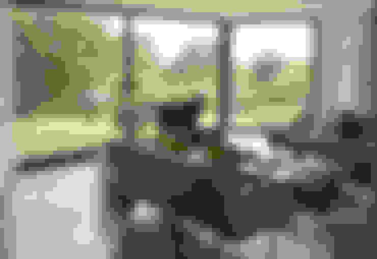 غرفة المعيشة تنفيذ ArchitectureLIVE