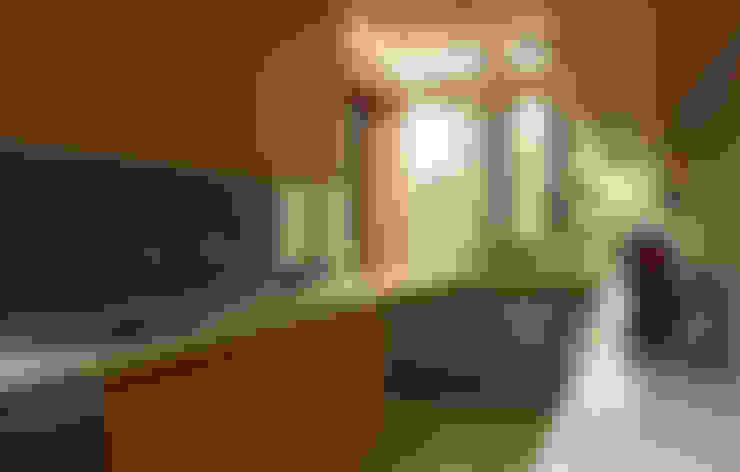 Cocinas de estilo  por PARQ Arquitectura