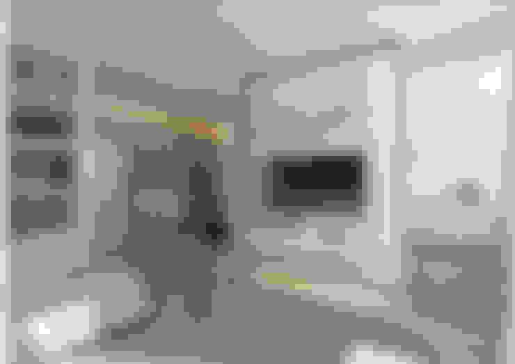 غرفة المعيشة تنفيذ Tutto design