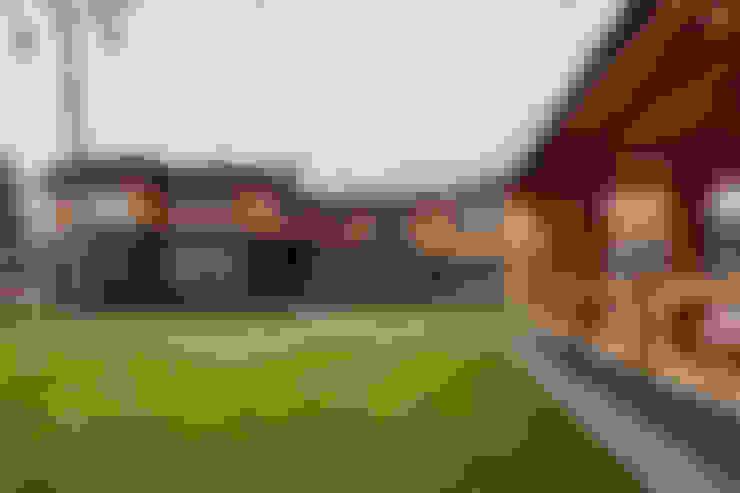 منازل تنفيذ Архитектурное бюро Бахарев и Партнеры