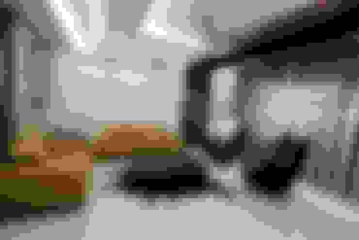 غرفة المعيشة تنفيذ Mind Studio