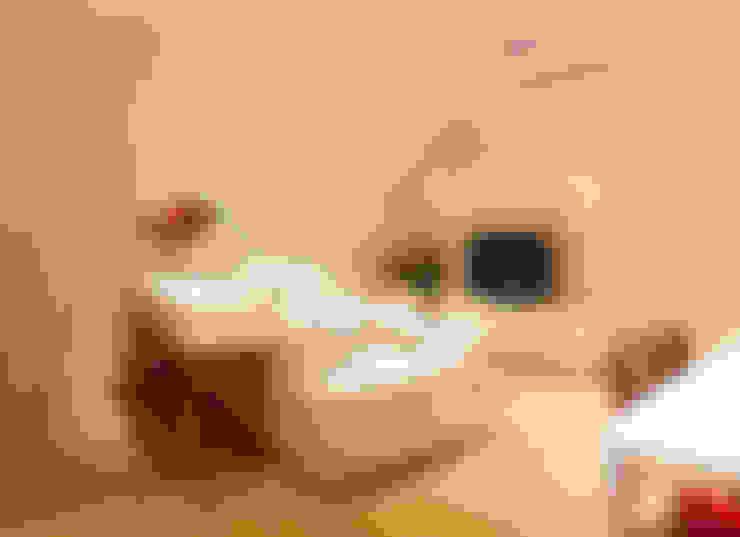 غرفة المعيشة تنفيذ LCB studio