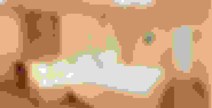 Camera da letto in stile  di LCB studio