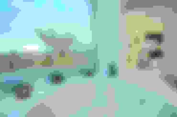 Casa Atlântida Ilhas Park: Banheiros  por João Linck | Arquitetura