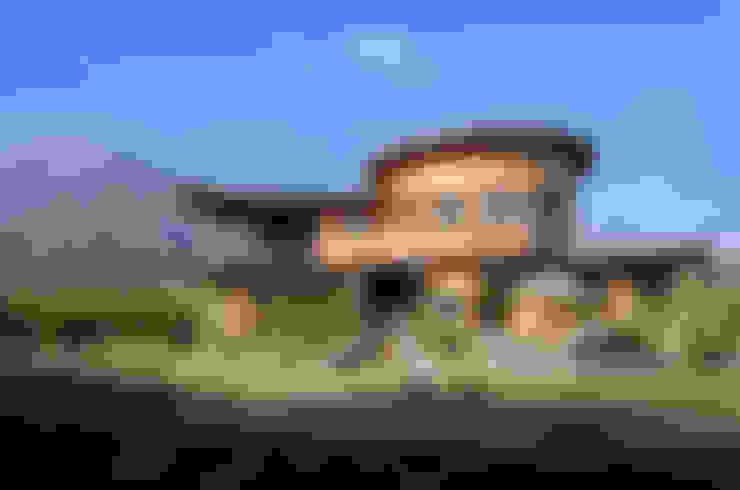 ALIWEN arquitectura & construcción sustentable - Santiago:  tarz Müstakil ev