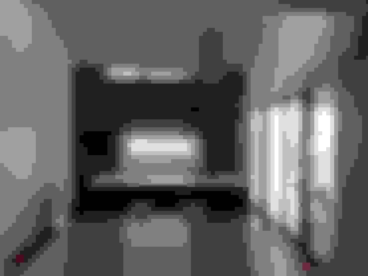 ห้องนั่งเล่น by 有限会社 橋本設計室