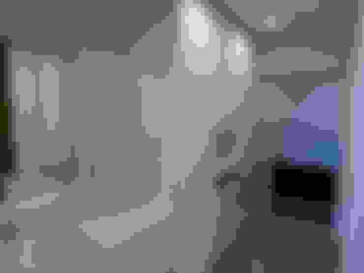 ห้องน้ำ by 有限会社 橋本設計室