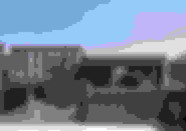 Casas  por 一級建築士事務所  馬場建築設計事務所