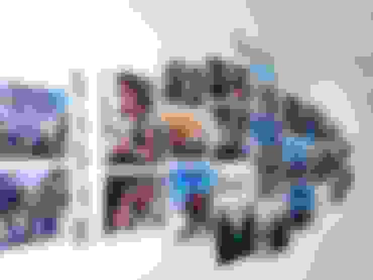 جدران تنفيذ Cuarto de Luz: fotografía y decoración