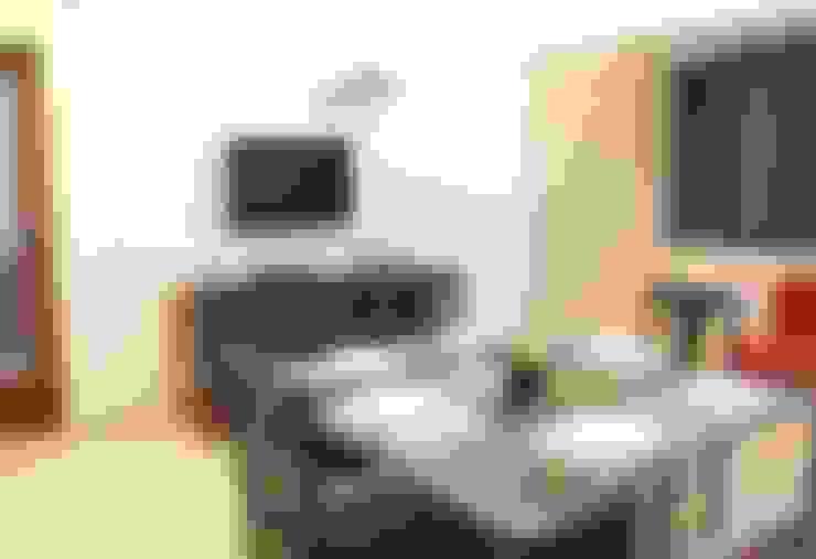 Prabhadevi :  Dining room by Elevate Lifestyles