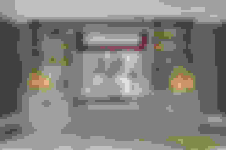 غرفة المعيشة تنفيذ Studio Hooton