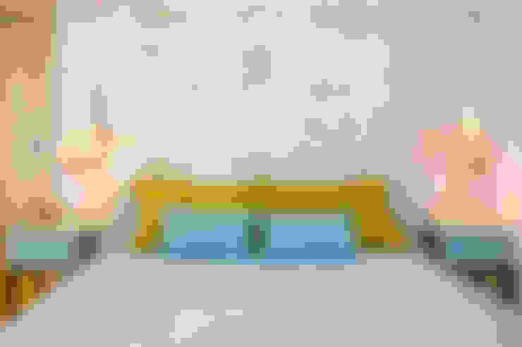 غرفة نوم تنفيذ Espaço Mínimo