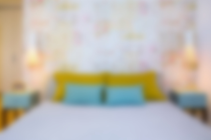 Dormitorios de estilo  por Espaço Mínimo
