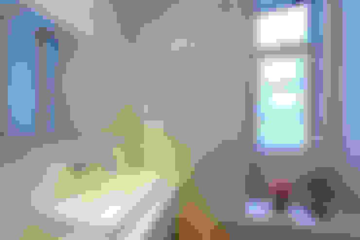 حمام تنفيذ Espaço Mínimo
