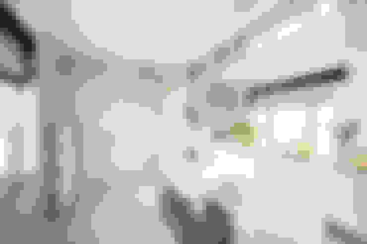 غرفة نوم تنفيذ Studio Hooton