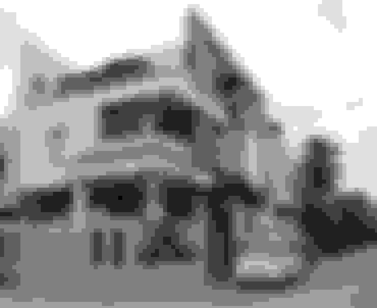 Дома в . Автор – Shadab Anwari & Associates.