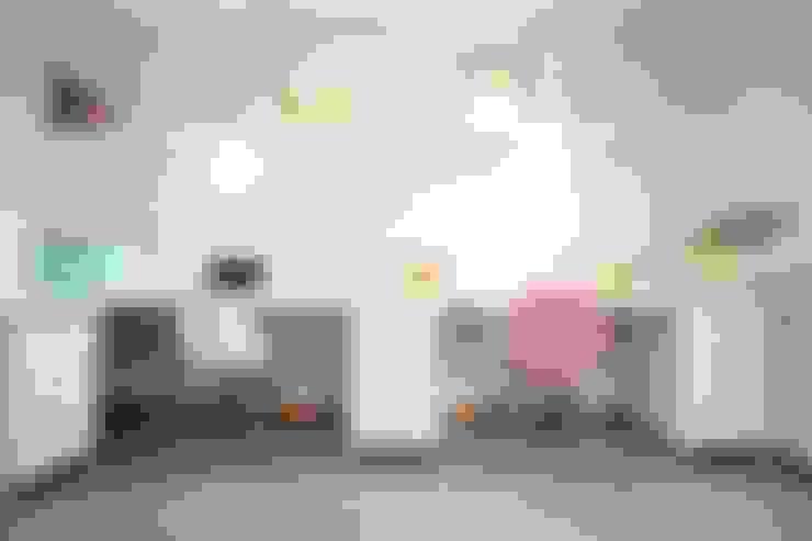 Oficinas de estilo  por NAU DISEÑO Y CONSTRUCCION