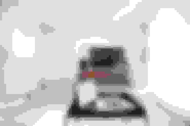 غرفة المعيشة تنفيذ 한글주택(주)