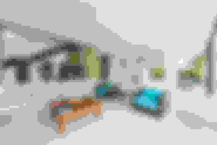 Salas de estar  por David Macias Arquitectura & Urbanismo