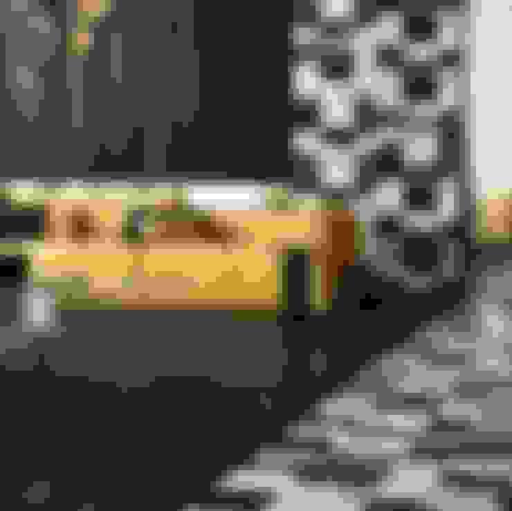 Walls & flooring تنفيذ LITHOS DESIGN
