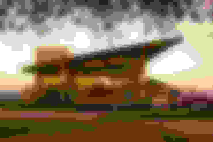Casas de estilo  de Duo Arquitetura