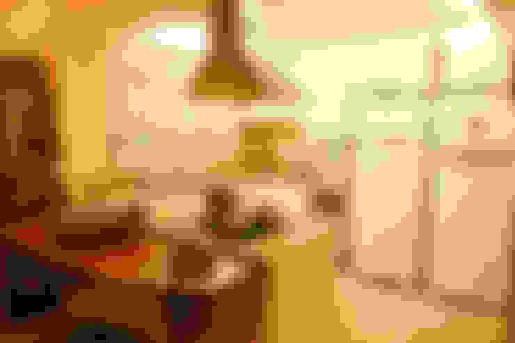 Cocinas de estilo  por Duo Arquitetura