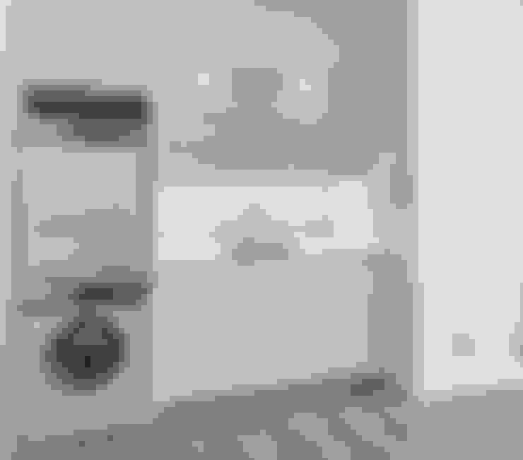 مطبخ تنفيذ Andrew Mikhael Architect