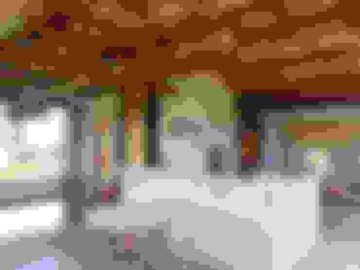Terrazas  de estilo  por Zani.arquitetura