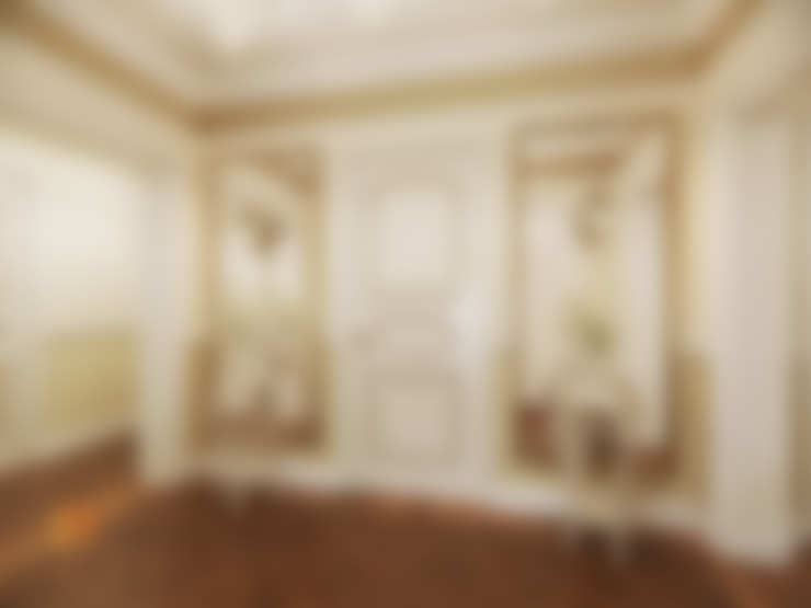 الممر والمدخل تنفيذ Студия Павла Полынова