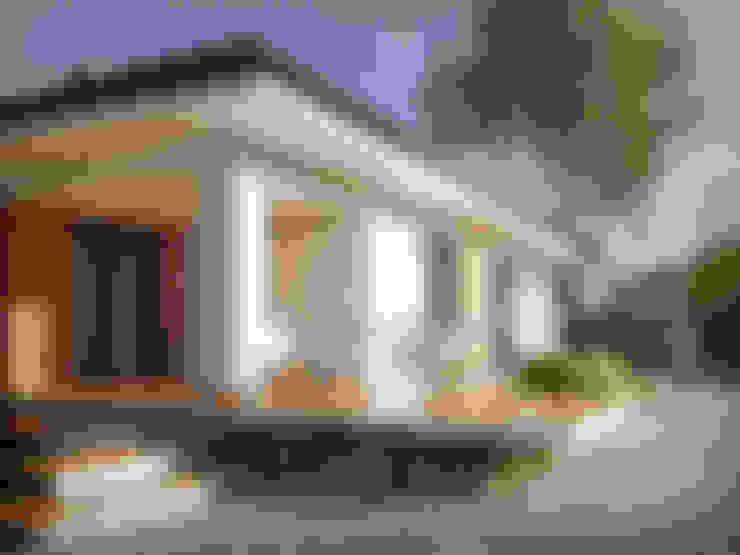Houses by Biuro Projektów MTM Styl - domywstylu.pl
