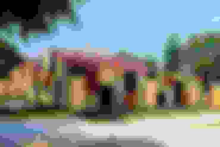 SARGRUP İNŞAAT VE ENERJİ LTD.ŞTİ. – VIROC FIBERCEMENT PANELLER:  tarz Evler