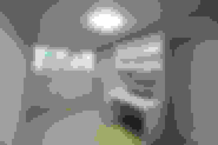 غرفة الاطفال تنفيذ 더홈인테리어