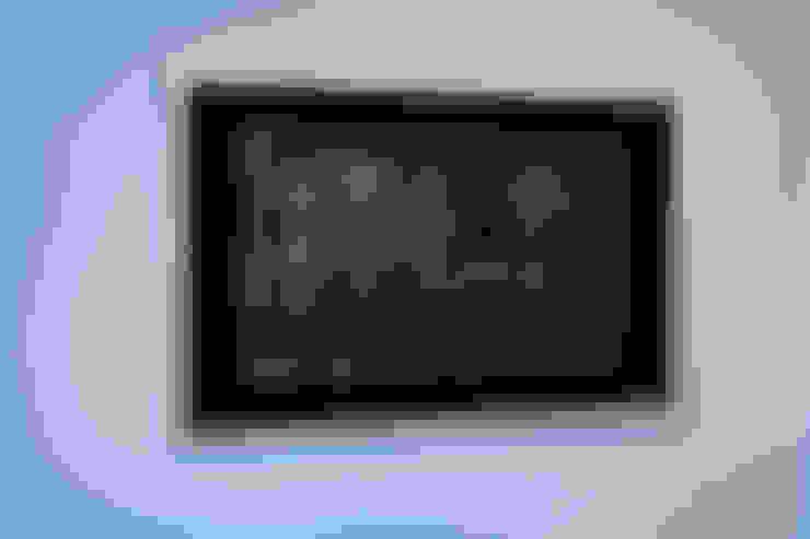 Salas multimedia de estilo  por Klaus Geyer Elektrotechnik