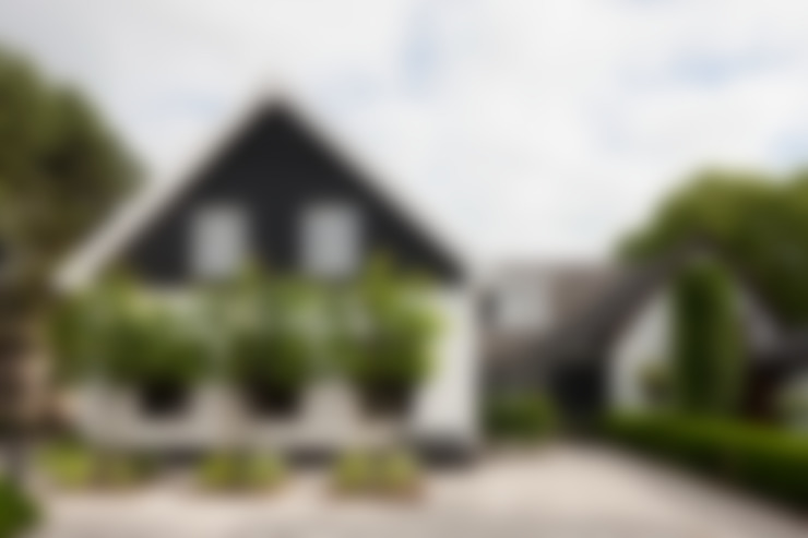 Casas de estilo  de Brand BBA I BBA Architecten