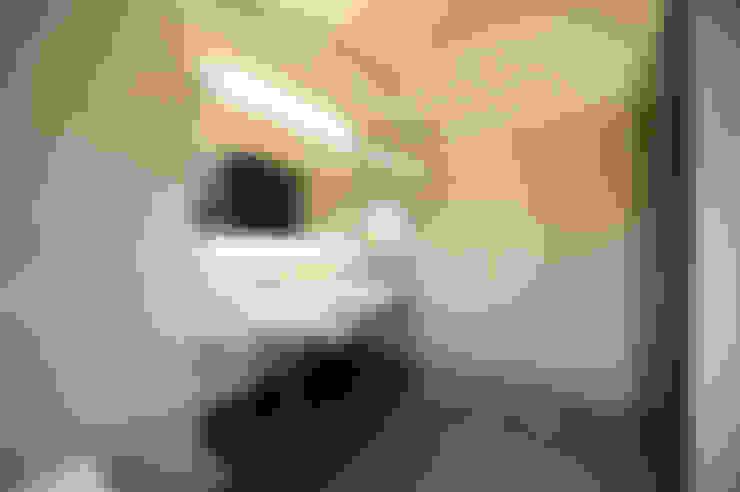 Ванные комнаты в . Автор – mmarch gmbh - Mader Marti Architektur ETH SIA
