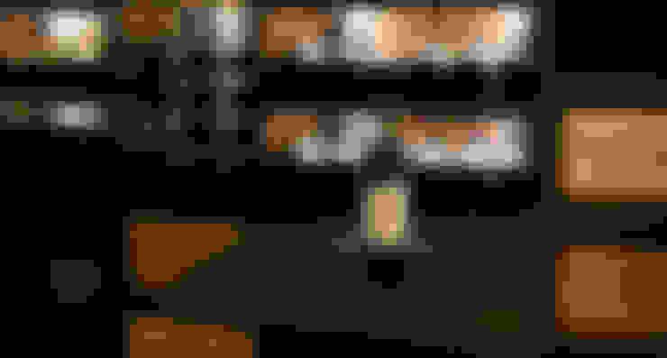 Bodegas de vino de estilo  por Degré 12