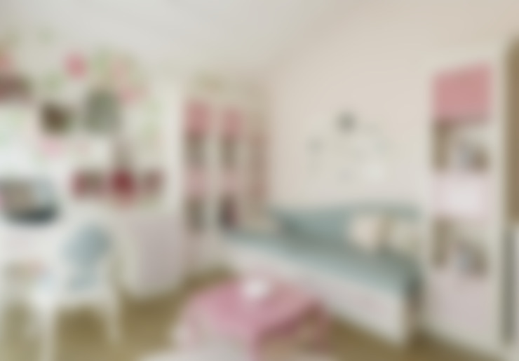 غرفة الاطفال تنفيذ Nuevo Tasarım