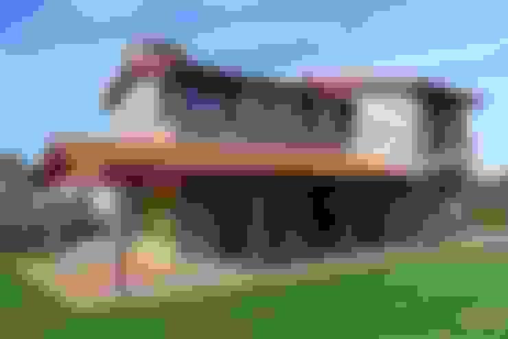 Vivienda en Broño: Casas de estilo  de AD+ arquitectura
