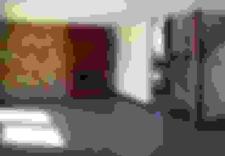 غرفة المعيشة تنفيذ AD+ arquitectura