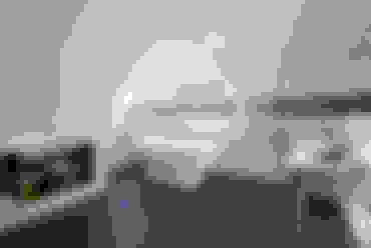 Projekty,  Łazienka zaprojektowane przez GRID architektur + design