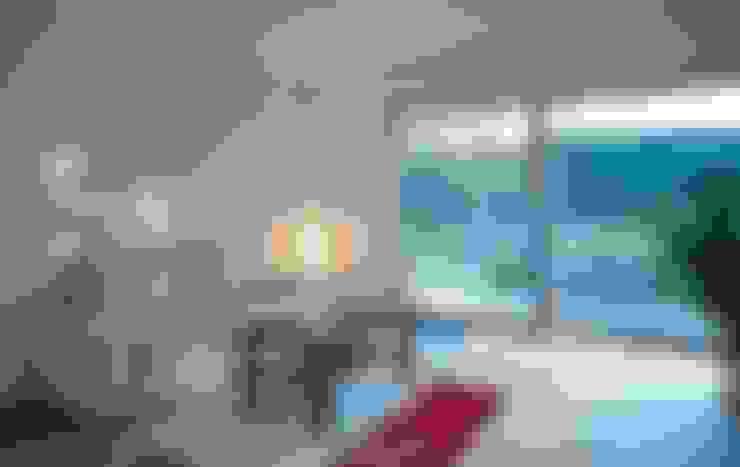 Projekty,  Sypialnia zaprojektowane przez GRID architektur + design