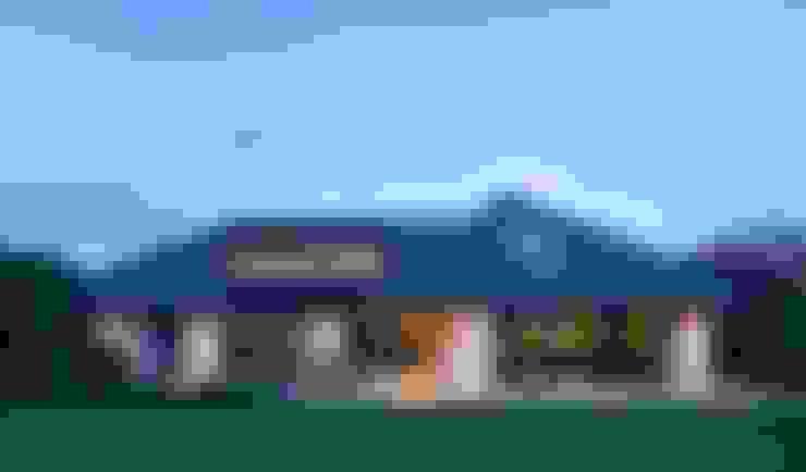 Projekty,  Domy zaprojektowane przez GRID architektur + design