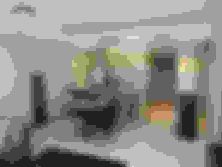 Salas de estar  por La Maquiladora / taller de ideas