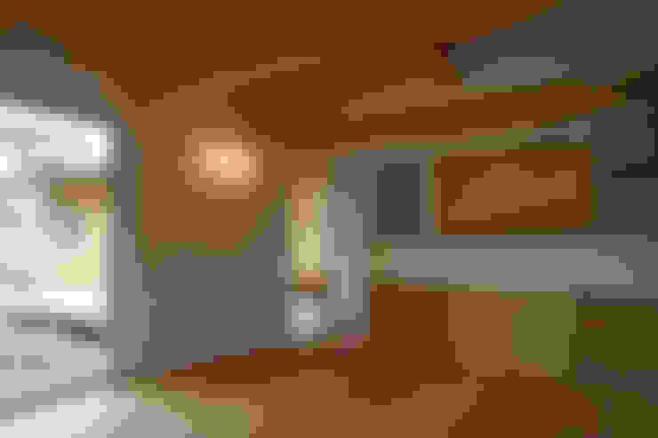だんしゃりあん: 環境創作室杉が手掛けたキッチンです。