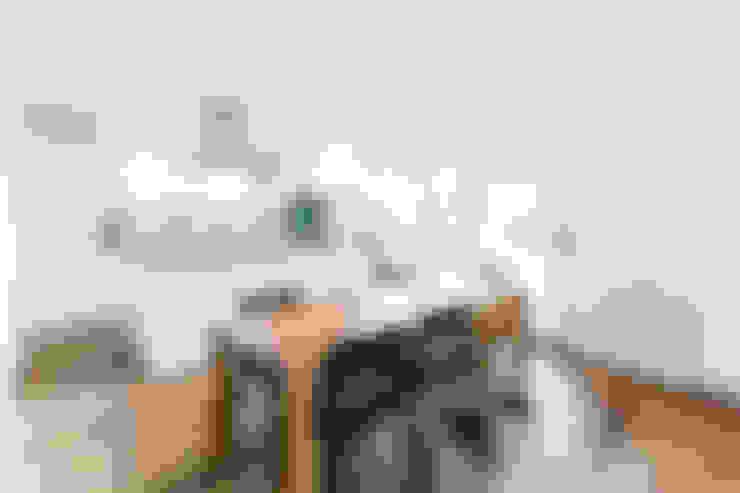 Hunkeler Partner Architekten AG:  tarz Oturma Odası
