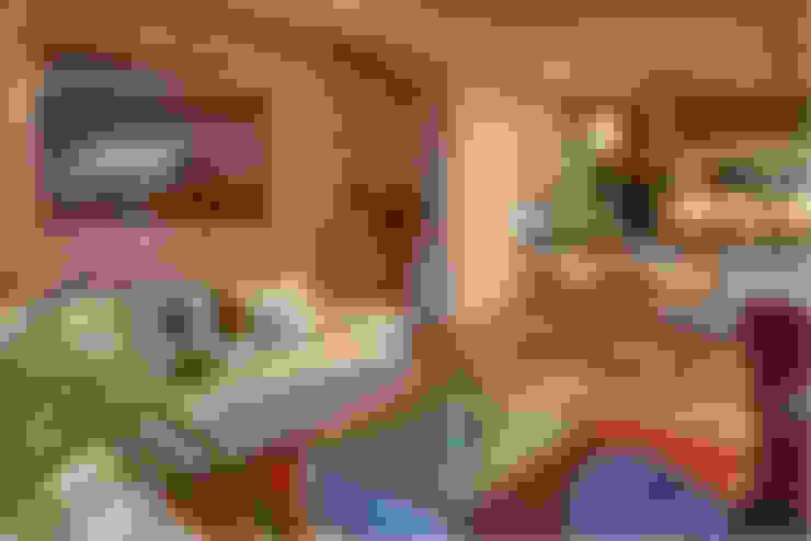 غرفة المعيشة تنفيذ RIMA Arquitectura